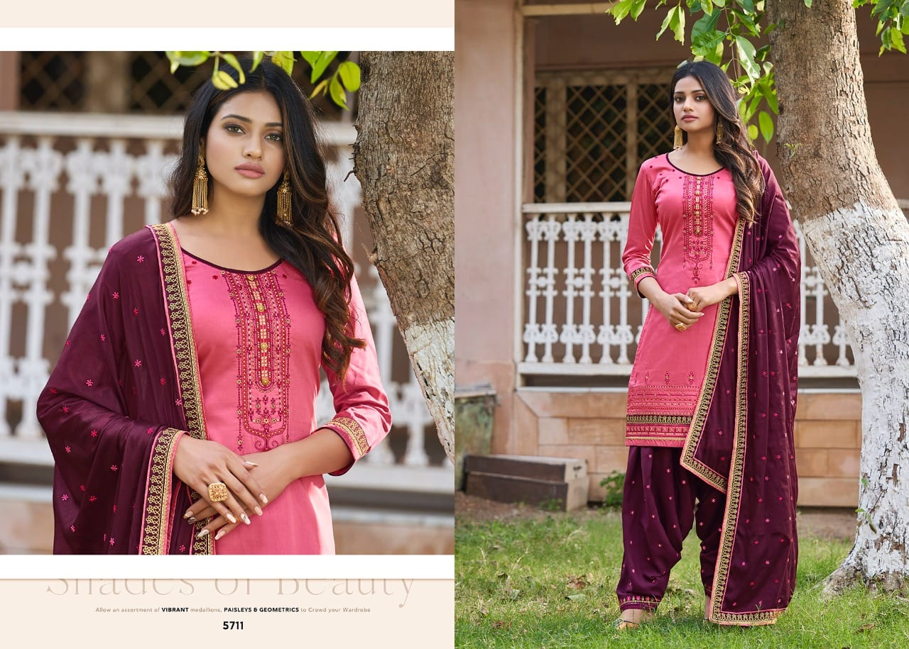 Kessi Patiala House Vol 83 Salwar Suit Wholesale Catalog 8 Pcs 8 - Kessi Patiala House Vol 83 Salwar Suit Wholesale Catalog 8 Pcs