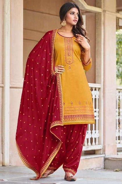 Kessi Patiala House Vol 83 Salwar Suit Wholesale Catalog 8 Pcs