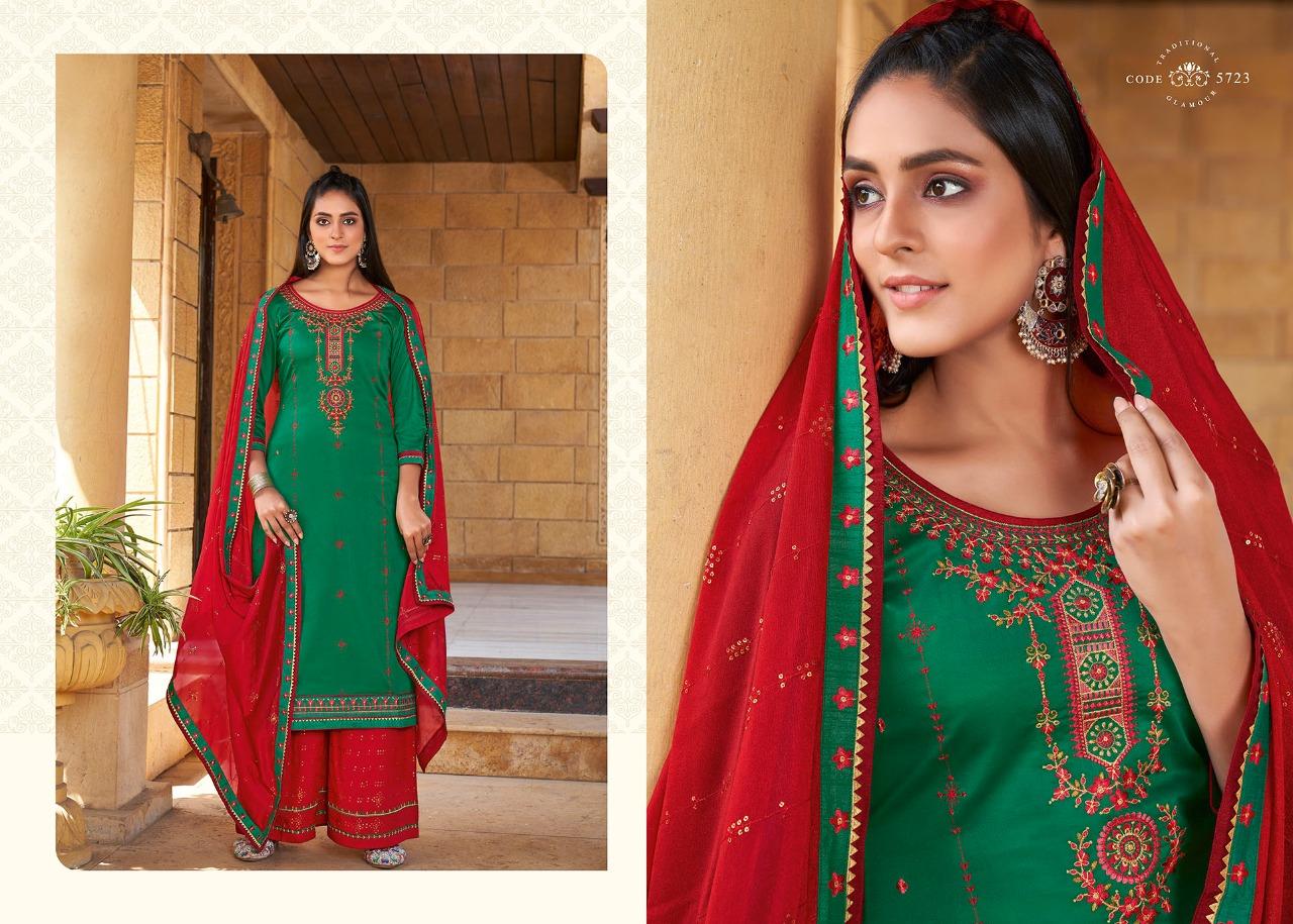 Kessi Safari Premium Salwar Suit Wholesale Catalog 8 Pcs 3 - Kessi Safari Premium Salwar Suit Wholesale Catalog 8 Pcs