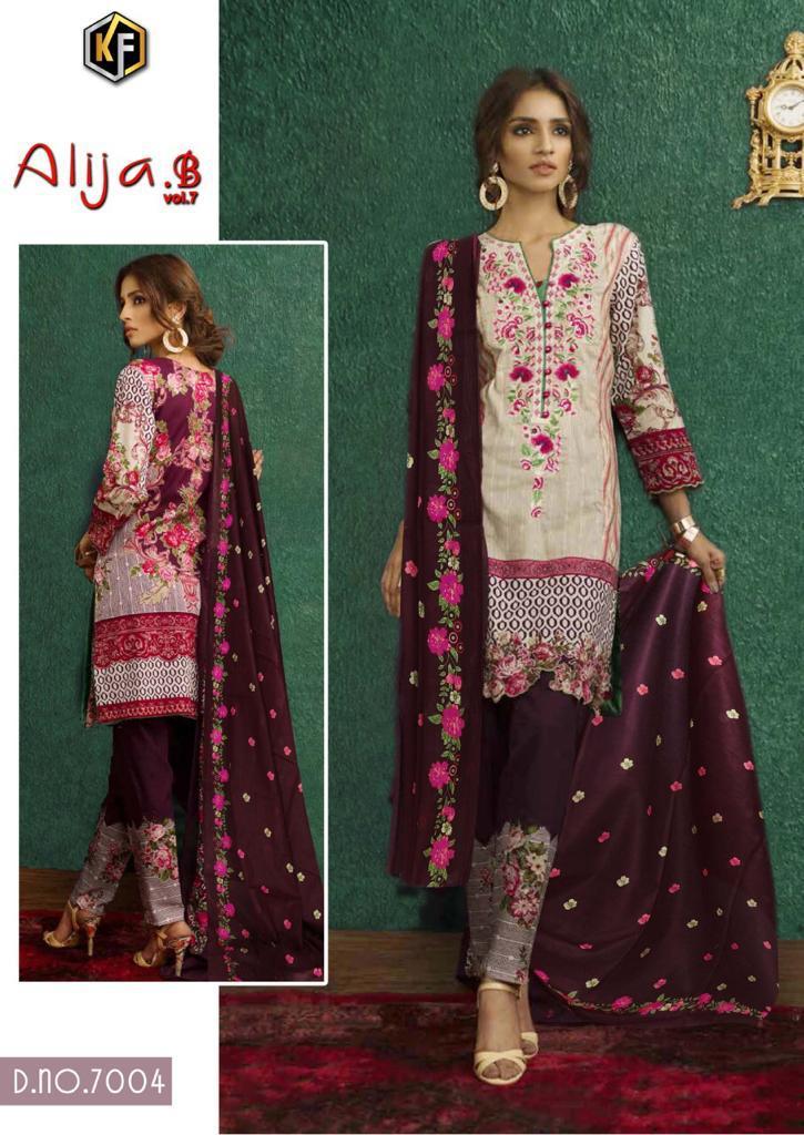 Keval Fab Alija B Vol 7 Heavy Cotton Salwar Suit Wholesale Catalog 6 Pcs 5 - Keval Fab Alija B Vol 7 Heavy Cotton Salwar Suit Wholesale Catalog 6 Pcs