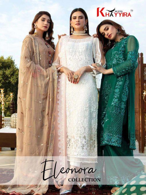 Khayyira Eleonora Collection Salwar Suit Wholesale Catalog 5 Pcs 1 510x680 - Khayyira Eleonora Collection Salwar Suit Wholesale Catalog 5 Pcs