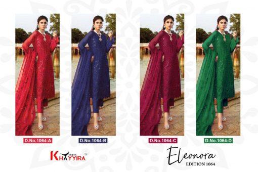 Khayyira Eleonora Edition 1064 Salwar Suit Wholesale Catalog 4 Pcs 5 510x340 - Khayyira Eleonora Edition 1064 Salwar Suit Wholesale Catalog 4 Pcs