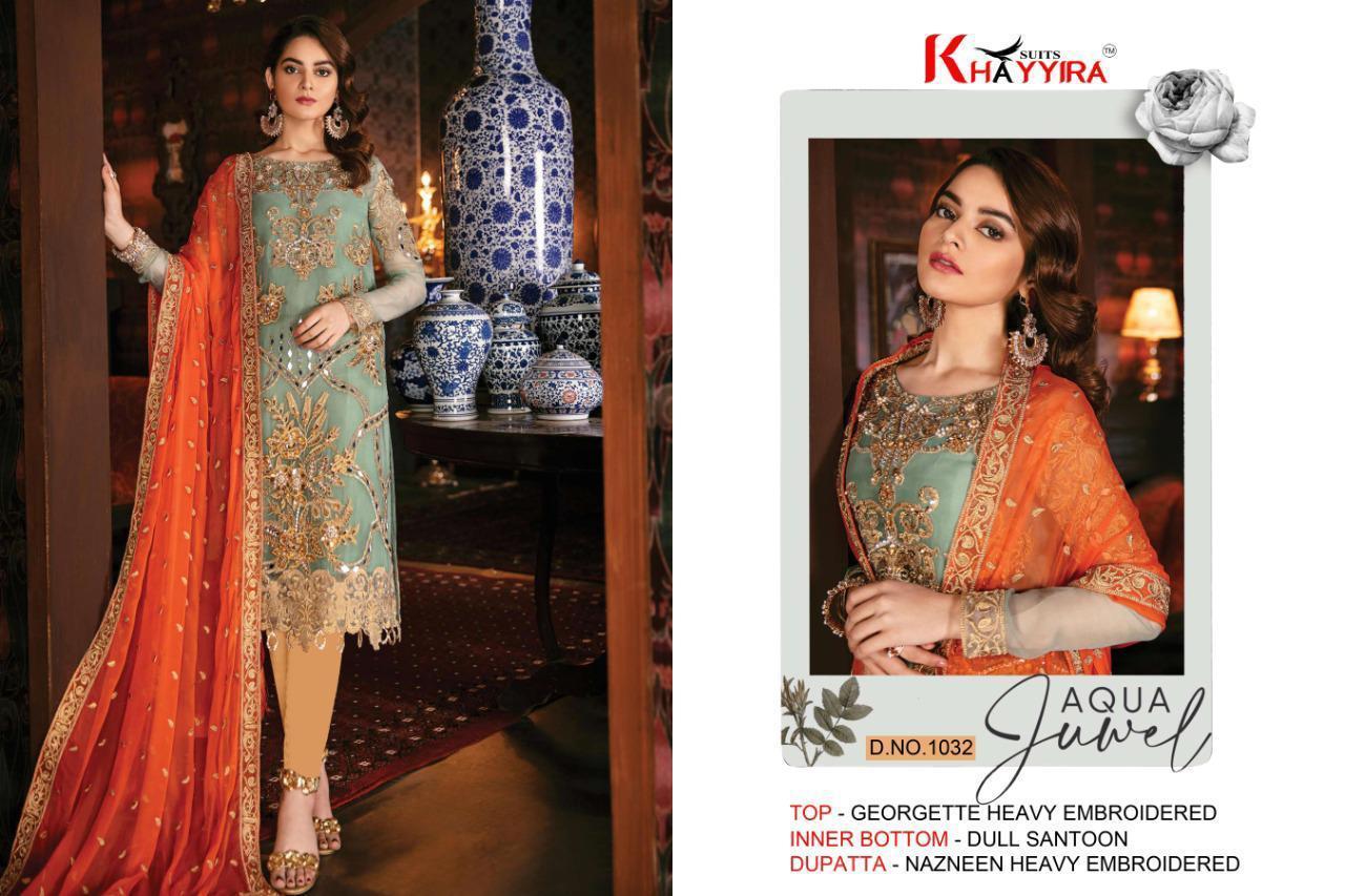 Khayyira Freesia Hit Salwar Suit Wholesale Catalog 4 Pcs 3 - Khayyira Freesia Hit Salwar Suit Wholesale Catalog 4 Pcs