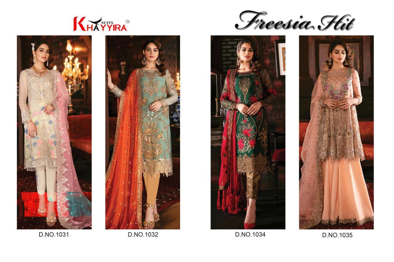 Khayyira Freesia Hit Salwar Suit Wholesale Catalog 4 Pcs 7 - Khayyira Freesia Hit Salwar Suit Wholesale Catalog 4 Pcs
