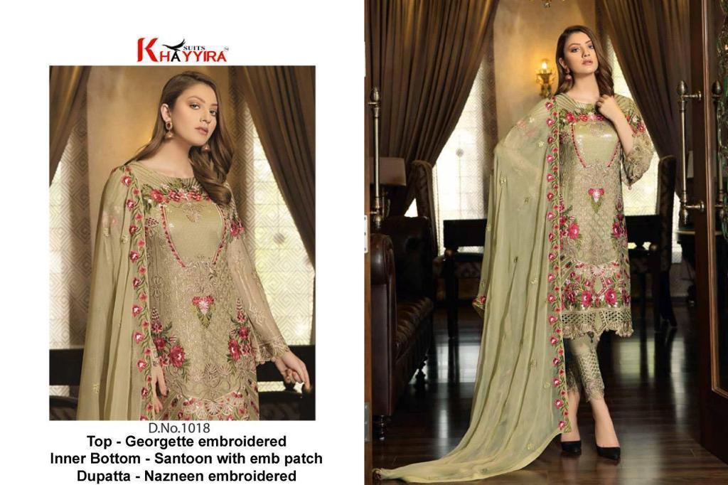 Khayyira Fuchsia Nx Salwar Suit Wholesale Catalog 3 Pcs 3 - Khayyira Fuchsia Nx Salwar Suit Wholesale Catalog 3 Pcs