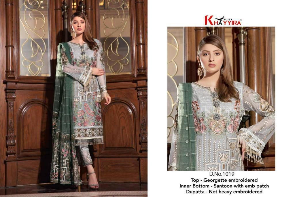 Khayyira Fuchsia Nx Salwar Suit Wholesale Catalog 3 Pcs 4 - Khayyira Fuchsia Nx Salwar Suit Wholesale Catalog 3 Pcs