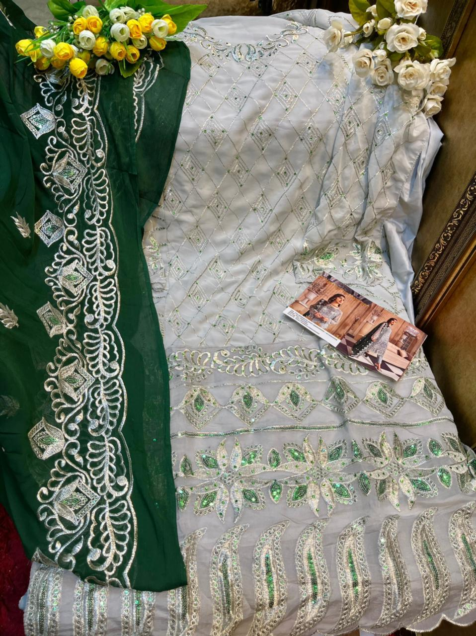 Khayyira Zeenat Salwar Suit Wholesale Catalog 4 Pcs 11 - Khayyira Zeenat Salwar Suit Wholesale Catalog 4 Pcs