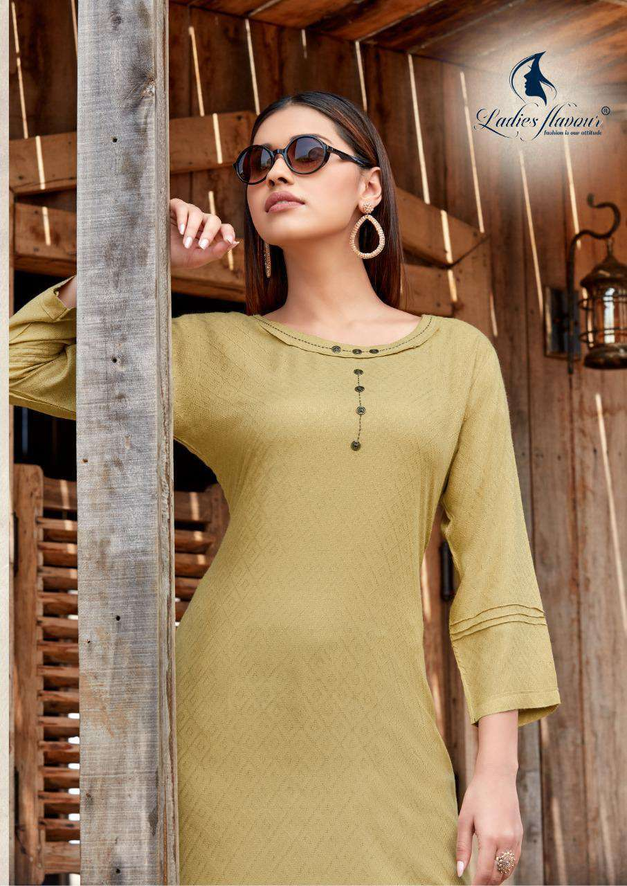Ladies Flavour Shehnaz Vol 2 Kurti with Palazzo Wholesale Catalog 8 Pcs 10 - Ladies Flavour Shehnaz Vol 2 Kurti with Palazzo Wholesale Catalog 8 Pcs