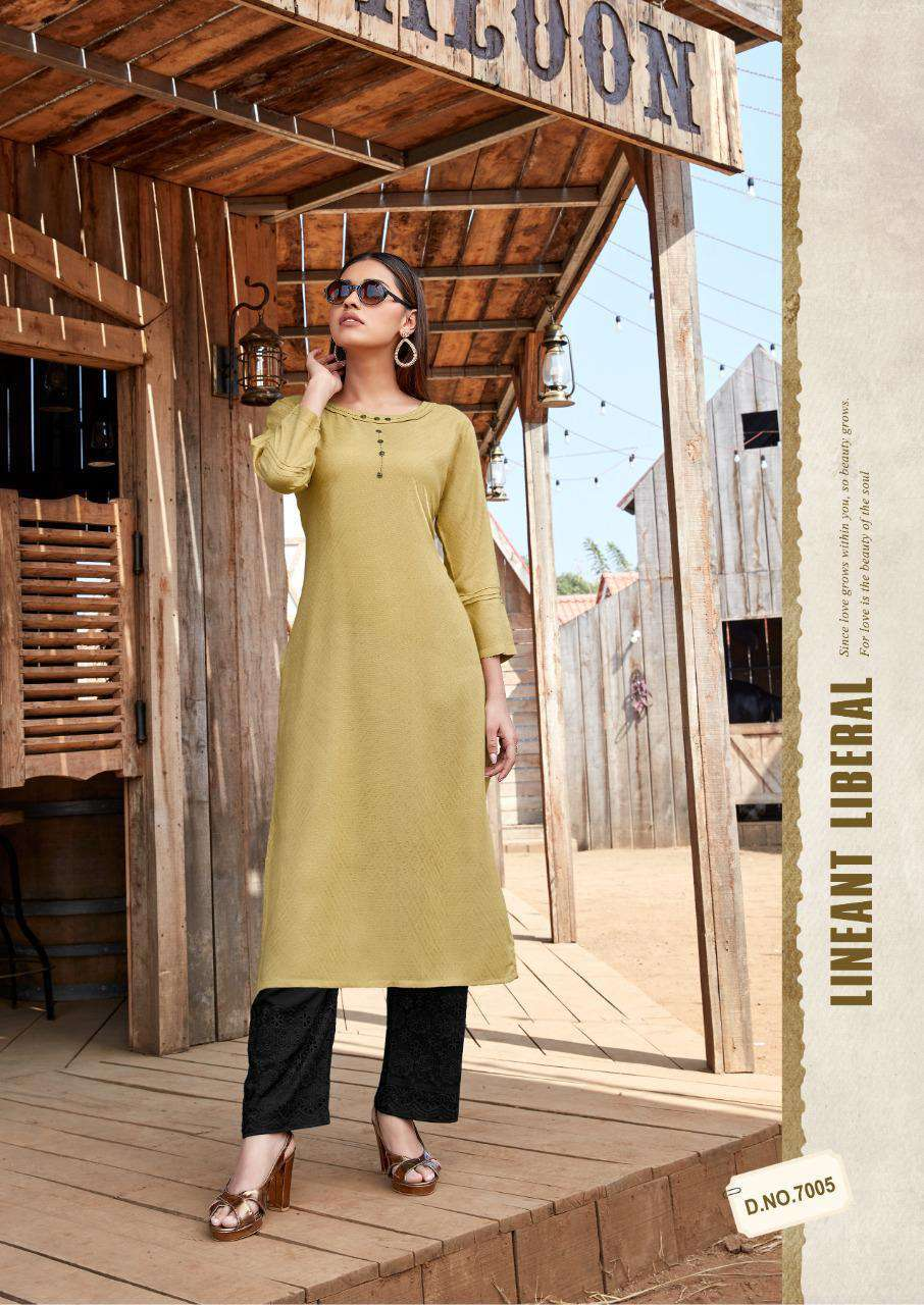 Ladies Flavour Shehnaz Vol 2 Kurti with Palazzo Wholesale Catalog 8 Pcs 11 - Ladies Flavour Shehnaz Vol 2 Kurti with Palazzo Wholesale Catalog 8 Pcs