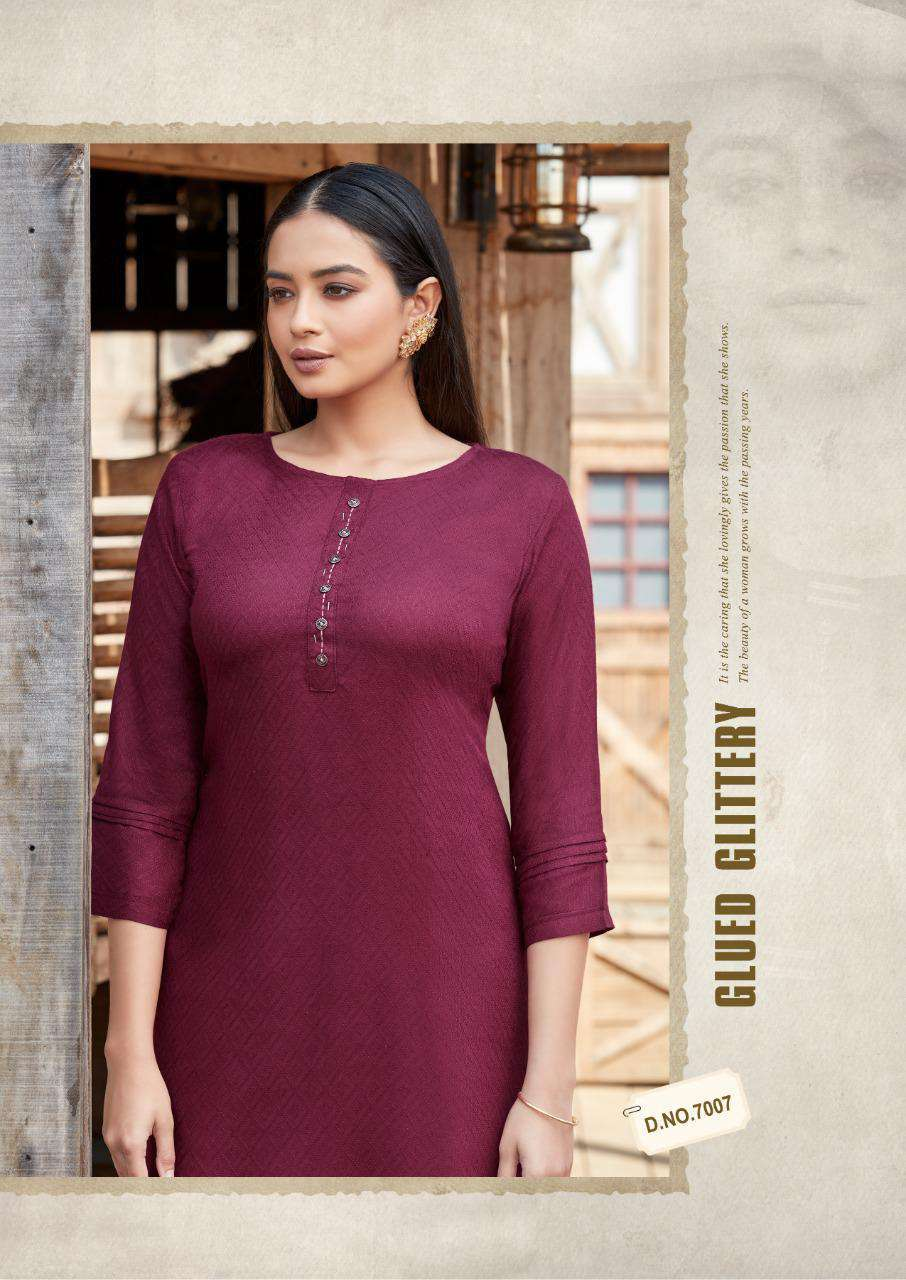 Ladies Flavour Shehnaz Vol 2 Kurti with Palazzo Wholesale Catalog 8 Pcs 14 - Ladies Flavour Shehnaz Vol 2 Kurti with Palazzo Wholesale Catalog 8 Pcs