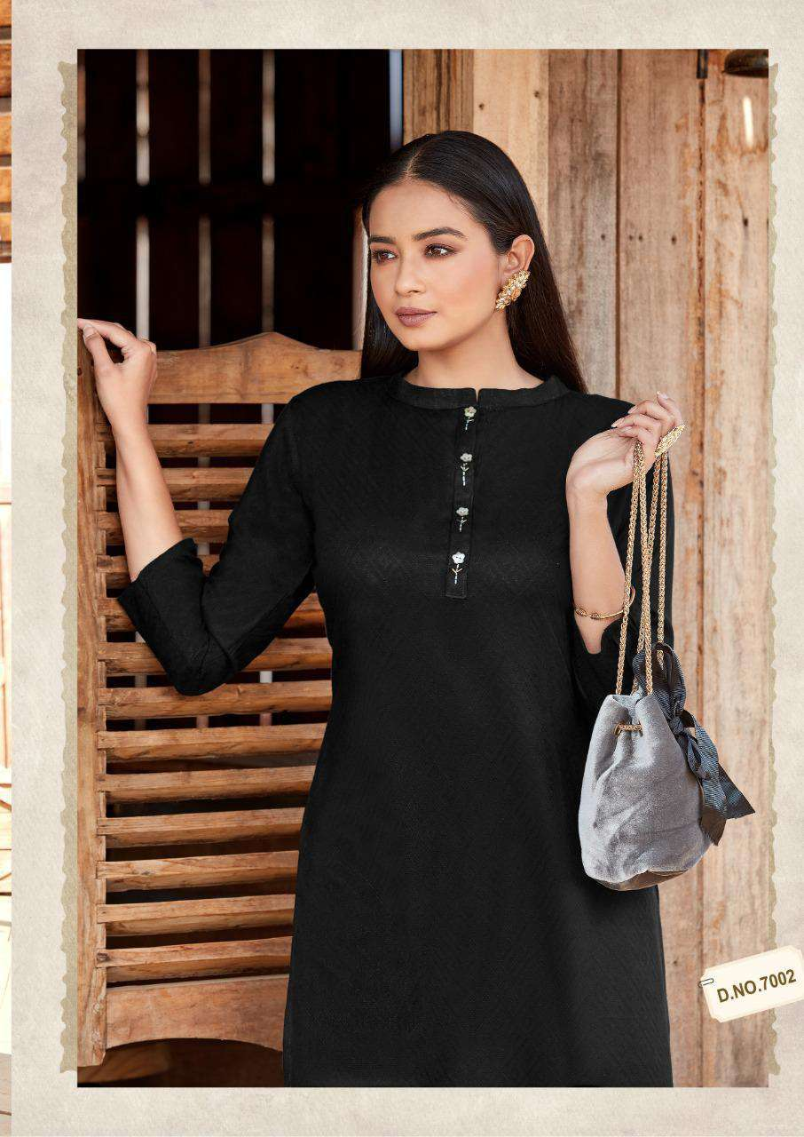 Ladies Flavour Shehnaz Vol 2 Kurti with Palazzo Wholesale Catalog 8 Pcs 4 - Ladies Flavour Shehnaz Vol 2 Kurti with Palazzo Wholesale Catalog 8 Pcs
