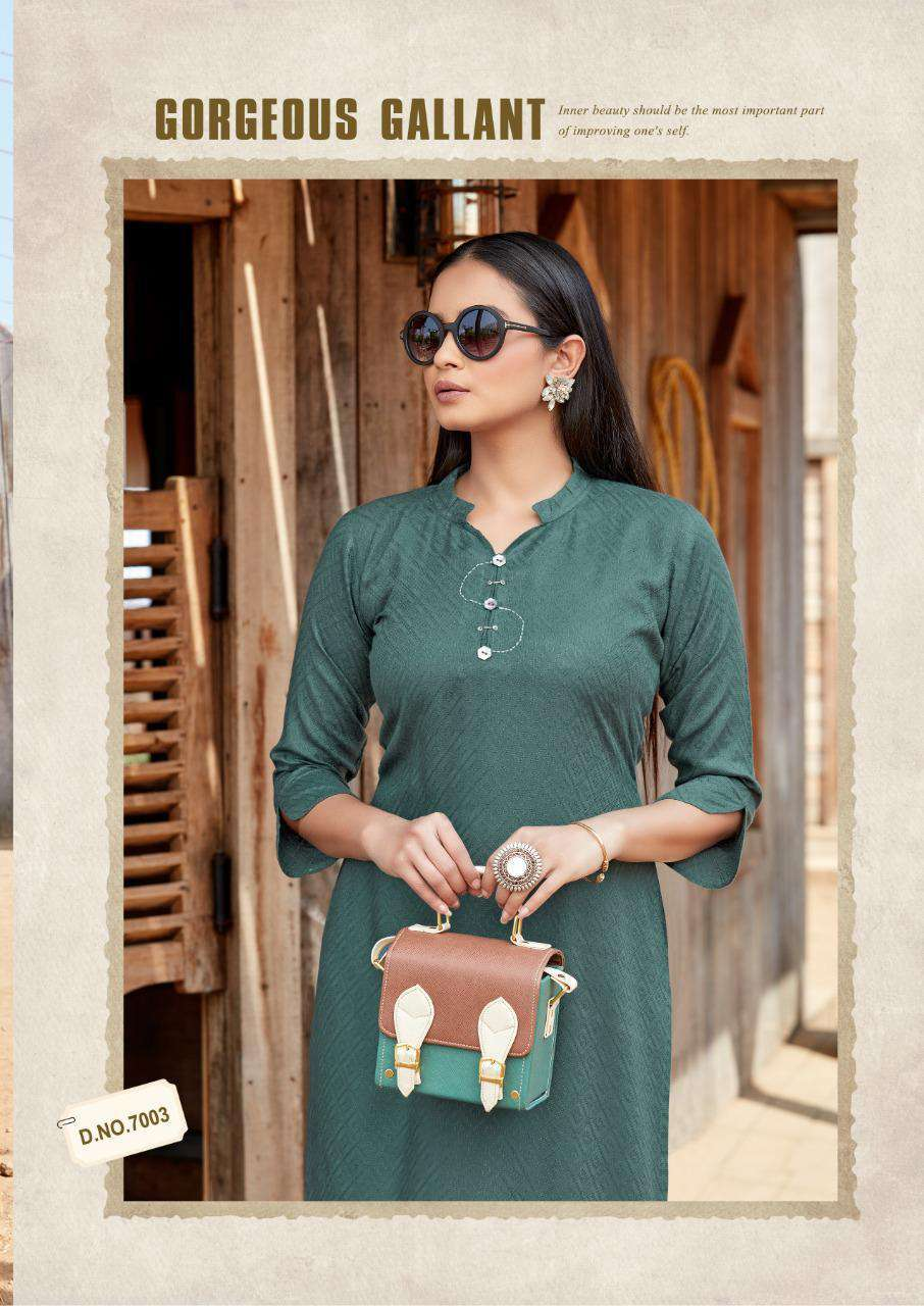 Ladies Flavour Shehnaz Vol 2 Kurti with Palazzo Wholesale Catalog 8 Pcs 6 - Ladies Flavour Shehnaz Vol 2 Kurti with Palazzo Wholesale Catalog 8 Pcs