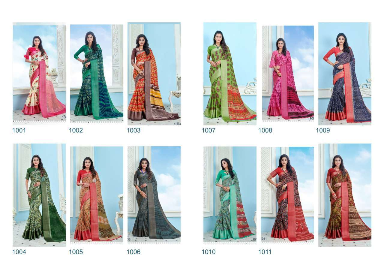 Laxmikala Soundarya by Amardeep Saree Sari Wholesale Catalog 12 Pcs 14 - Laxmikala Soundarya by Amardeep Saree Sari Wholesale Catalog 12 Pcs