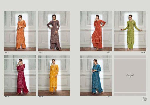 Lt Fabrics Nitya Bandhni Kurti with Palazzo Wholesale Catalog 7 Pcs 11 510x359 - Lt Fabrics Nitya Bandhni Kurti with Palazzo Wholesale Catalog 7 Pcs