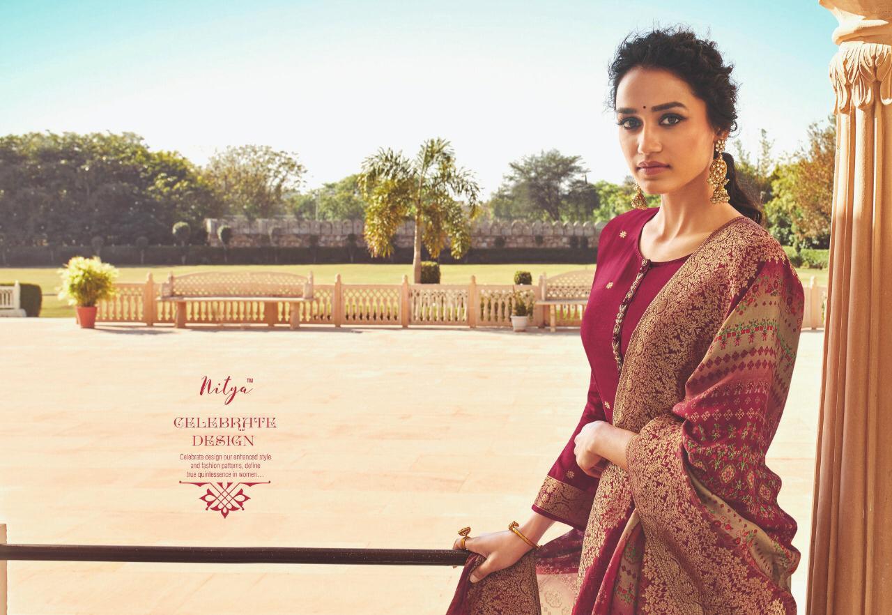 Lt Fabrics Nitya Vol 165 Salwar Suit Wholesale Catalog 6 Pcs 1 - Lt Fabrics Nitya Vol 165 Salwar Suit Wholesale Catalog 6 Pcs
