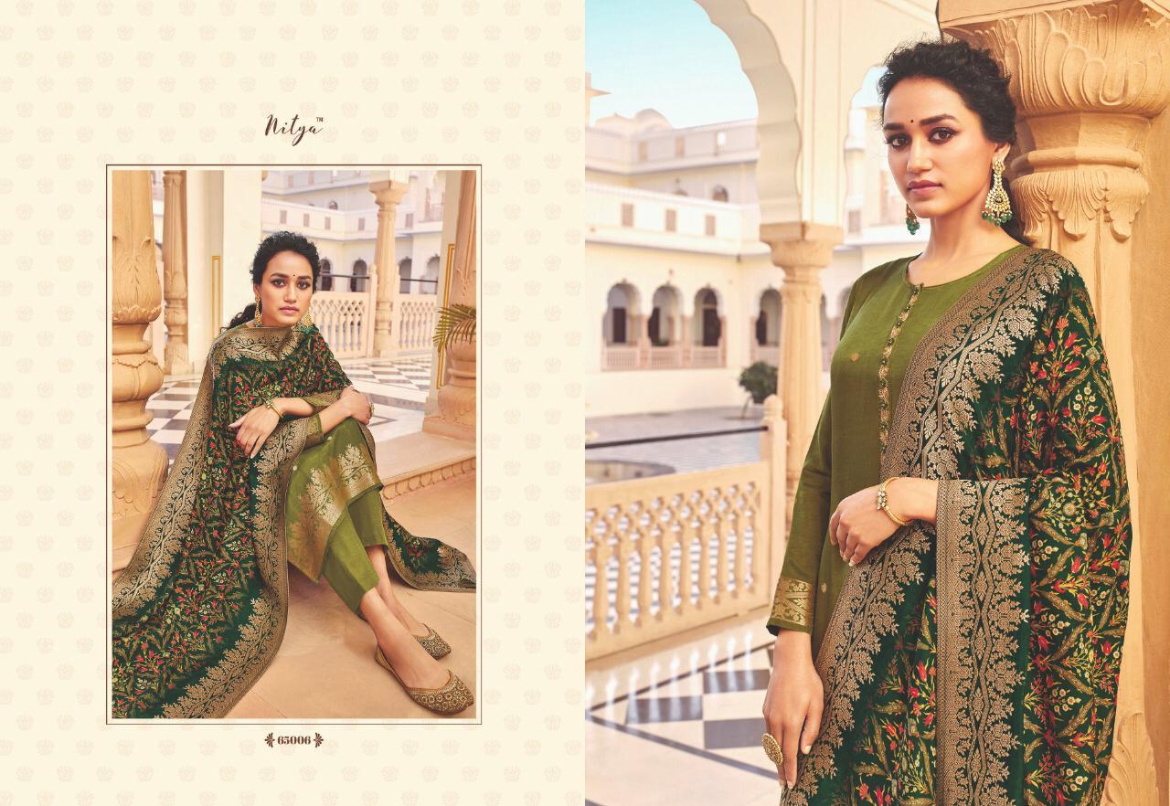 Lt Fabrics Nitya Vol 165 Salwar Suit Wholesale Catalog 6 Pcs 10 - Lt Fabrics Nitya Vol 165 Salwar Suit Wholesale Catalog 6 Pcs