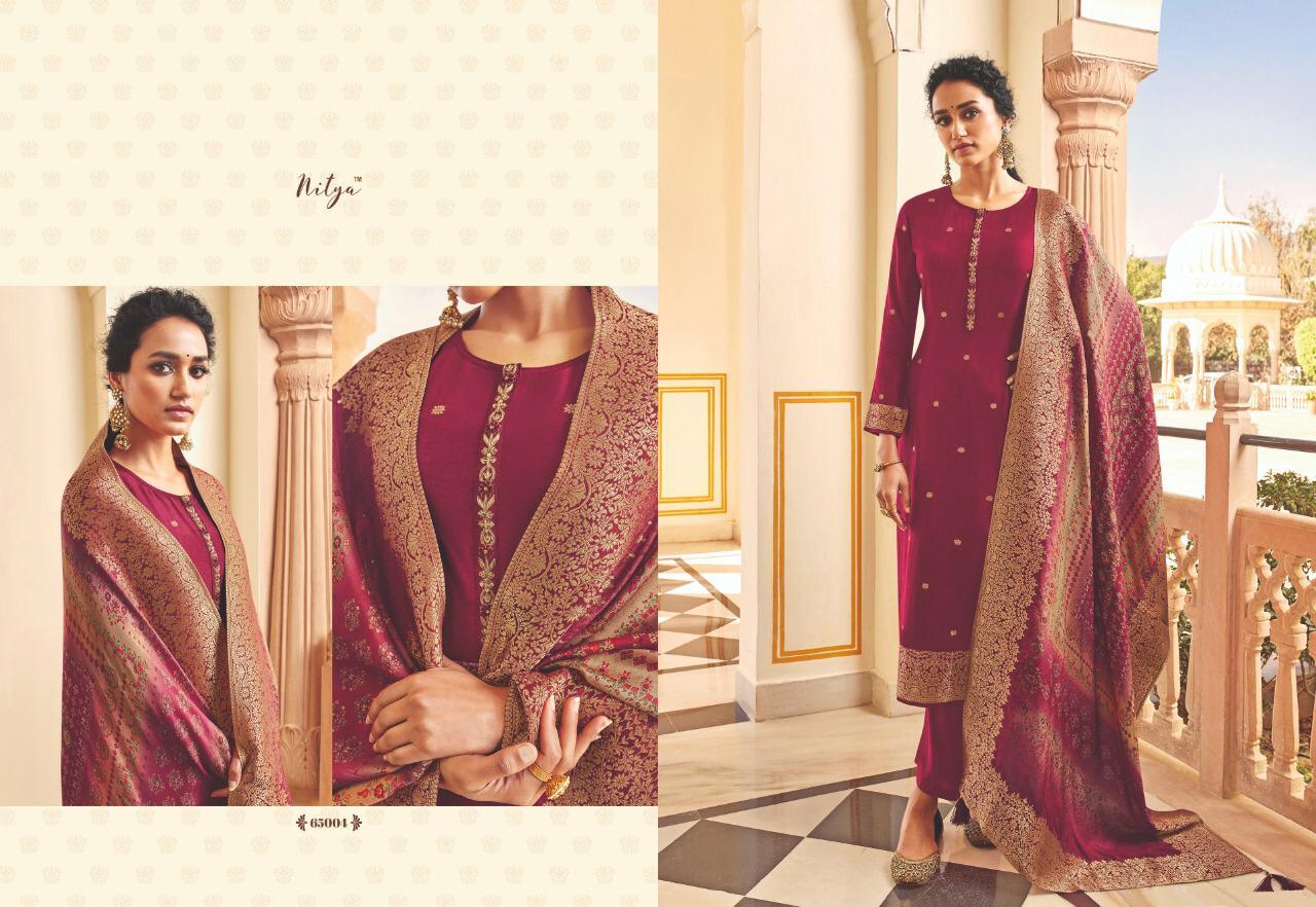 Lt Fabrics Nitya Vol 165 Salwar Suit Wholesale Catalog 6 Pcs 6 - Lt Fabrics Nitya Vol 165 Salwar Suit Wholesale Catalog 6 Pcs