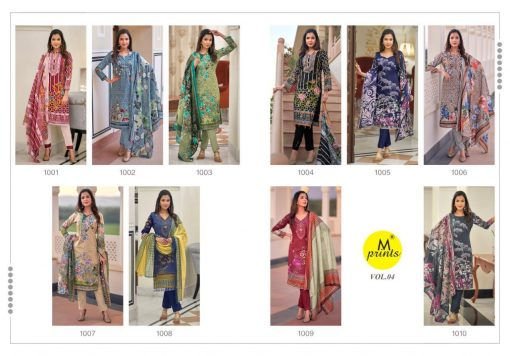 M Prints Vol 4 Salwar Suit Wholesale Catalog 10 Pcs 12 510x356 - M Prints Vol 4 Salwar Suit Wholesale Catalog 10 Pcs