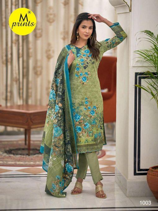 M Prints Vol 4 Salwar Suit Wholesale Catalog 10 Pcs 2 510x680 - M Prints Vol 4 Salwar Suit Wholesale Catalog 10 Pcs