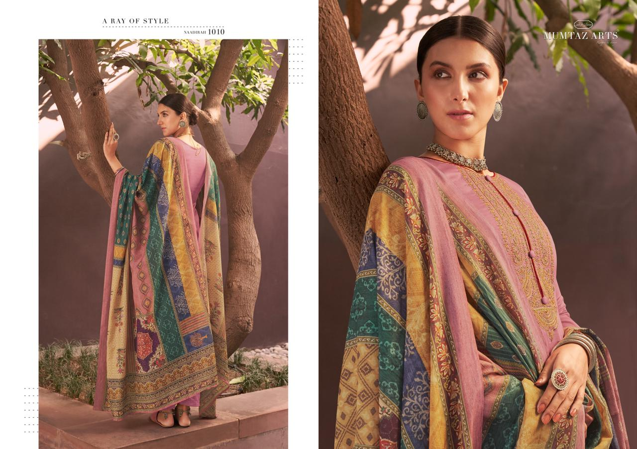 Mumtaz Arts Naadirah Salwar Suit Wholesale Catalog 10 Pcs 2 - Mumtaz Arts Naadirah Salwar Suit Wholesale Catalog 10 Pcs