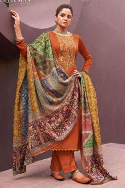 Mumtaz Arts Naadirah Salwar Suit Wholesale Catalog 10 Pcs