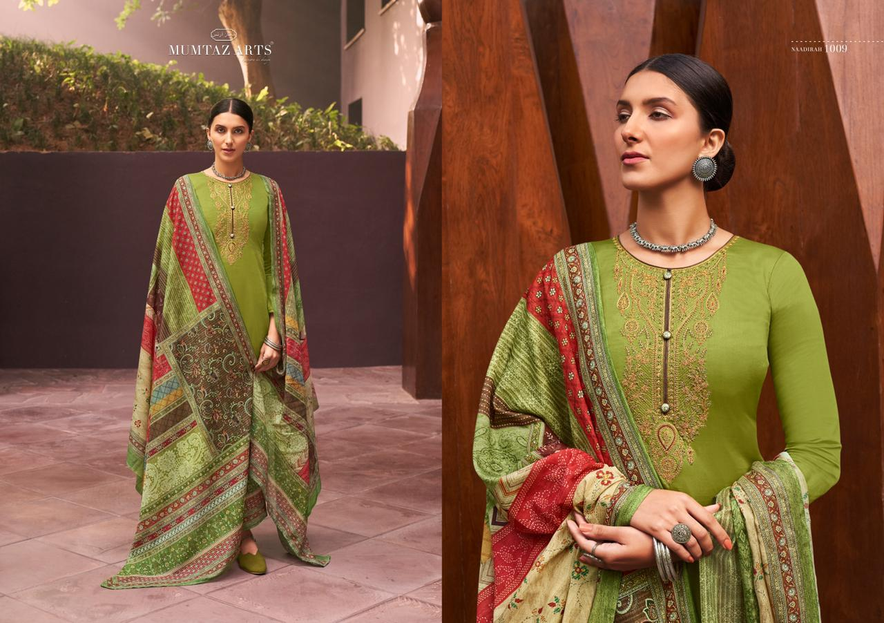 Mumtaz Arts Naadirah Salwar Suit Wholesale Catalog 10 Pcs 6 - Mumtaz Arts Naadirah Salwar Suit Wholesale Catalog 10 Pcs