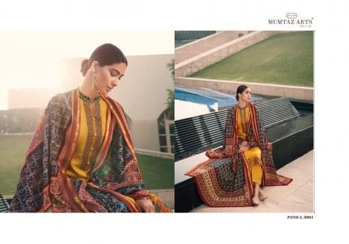 Mumtaz Arts Patola Salwar Suit Wholesale Catalog 10 Pcs 1 510x357 - Mumtaz Arts Patola Salwar Suit Wholesale Catalog 10 Pcs