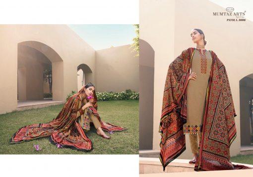 Mumtaz Arts Patola Salwar Suit Wholesale Catalog 10 Pcs 14 510x357 - Mumtaz Arts Patola Salwar Suit Wholesale Catalog 10 Pcs