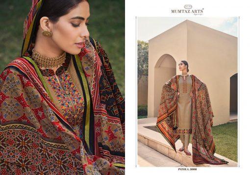 Mumtaz Arts Patola Salwar Suit Wholesale Catalog 10 Pcs 16 510x357 - Mumtaz Arts Patola Salwar Suit Wholesale Catalog 10 Pcs