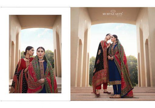 Mumtaz Arts Patola Salwar Suit Wholesale Catalog 10 Pcs 2 510x357 - Mumtaz Arts Patola Salwar Suit Wholesale Catalog 10 Pcs