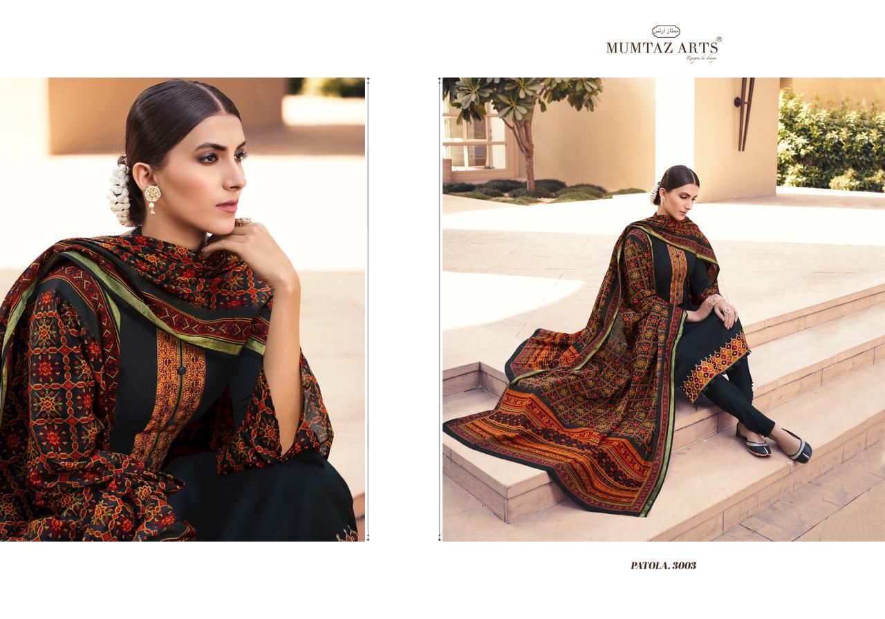 Mumtaz Arts Patola Salwar Suit Wholesale Catalog 10 Pcs 5 - Mumtaz Arts Patola Salwar Suit Wholesale Catalog 10 Pcs
