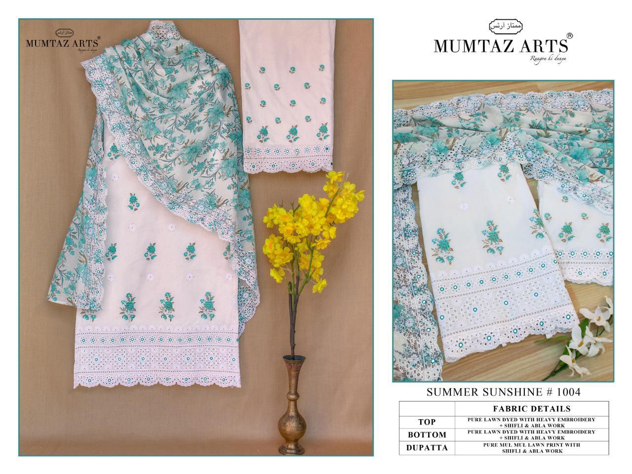 Mumtaz Arts Summer Sunshine 2021 Vol 1 Salwar Suit Wholesale Catalog 4 Pcs 17 - Mumtaz Arts Summer Sunshine 2021 Vol 1 Salwar Suit Wholesale Catalog 4 Pcs