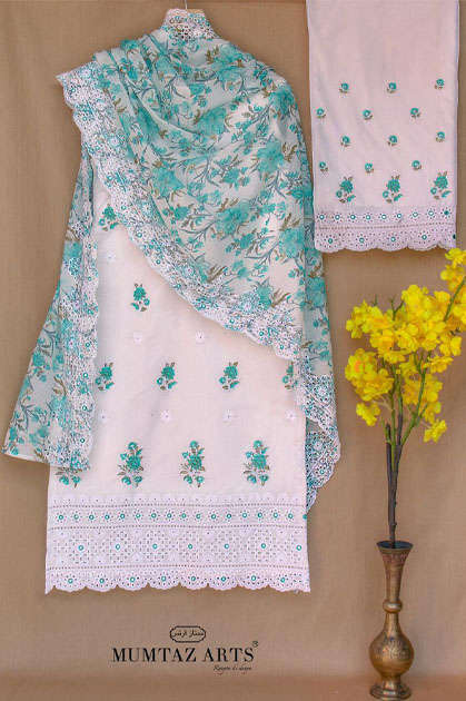 Mumtaz Arts Summer Sunshine 2021 Vol 1 Salwar Suit Wholesale Catalog 4 Pcs