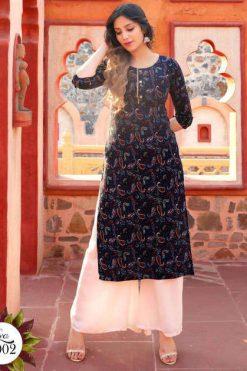 Pk Fashion Liva Vol 3 Kurti Wholesale Catalog 13 Pcs 247x371 - Pk Fashion Liva Vol 3 Kurti Wholesale Catalog 13 Pcs