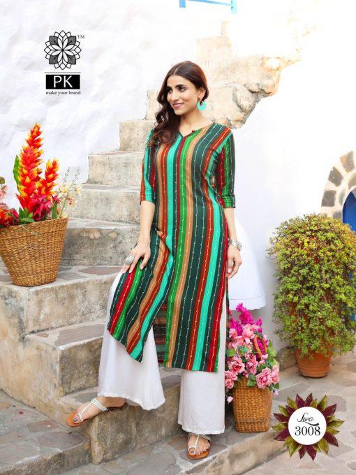 Pk Fashion Liva Vol 3 Kurti Wholesale Catalog 13 Pcs 7 510x680 - Pk Fashion Liva Vol 3 Kurti Wholesale Catalog 13 Pcs