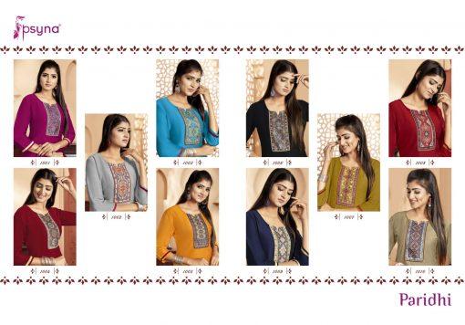 Psyna Paridhi Vol 28 Kurti Wholesale Catalog 10 Pcs 11 510x356 - Psyna Paridhi Vol 28 Kurti Wholesale Catalog 10 Pcs