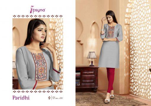 Psyna Paridhi Vol 28 Kurti Wholesale Catalog 10 Pcs 2 510x356 - Psyna Paridhi Vol 28 Kurti Wholesale Catalog 10 Pcs