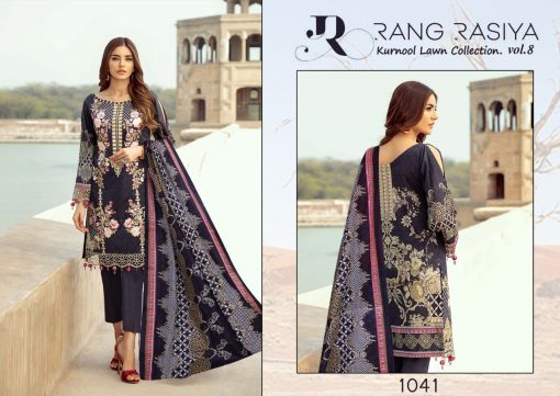 Rang Rasiya Kurnool Lawn Collection Vol 8 Salwar Suit Wholesale Catalog 4 Pcs 1 510x361 - Rang Rasiya Kurnool Lawn Collection Vol 8 Salwar Suit Wholesale Catalog 4 Pcs