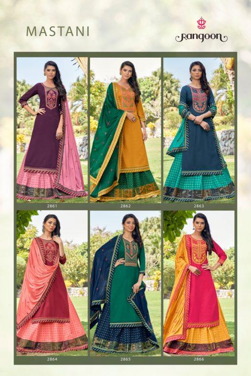 Rangoon Mastani by Kessi Readymade Salwar Suit Wholesale Catalog 6 Pcs 10 510x765 - Rangoon Mastani by Kessi Readymade Salwar Suit Wholesale Catalog 6 Pcs