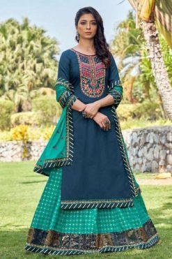 Rangoon Mastani by Kessi Readymade Salwar Suit Wholesale Catalog 6 Pcs