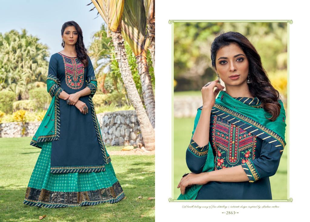 Rangoon Mastani by Kessi Readymade Salwar Suit Wholesale Catalog 6 Pcs 3 - Rangoon Mastani by Kessi Readymade Salwar Suit Wholesale Catalog 6 Pcs
