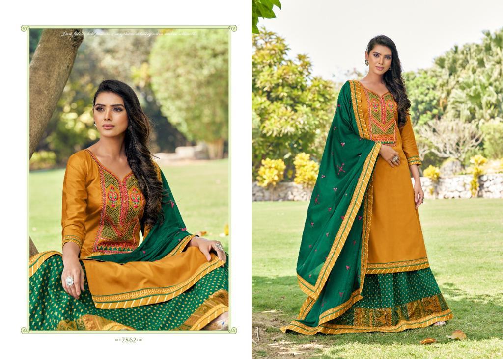 Rangoon Mastani by Kessi Readymade Salwar Suit Wholesale Catalog 6 Pcs 4 - Rangoon Mastani by Kessi Readymade Salwar Suit Wholesale Catalog 6 Pcs