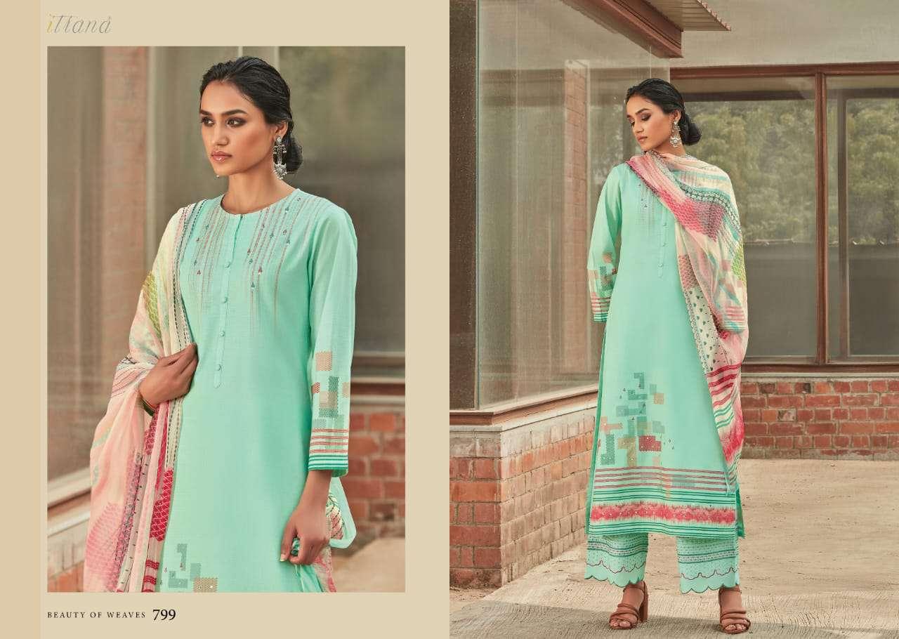 Sahiba Itrana Beauty of Weaves Salwar Suit Wholesale Catalog 10 Pcs 1 - Sahiba Itrana Beauty of Weaves Salwar Suit Wholesale Catalog 10 Pcs