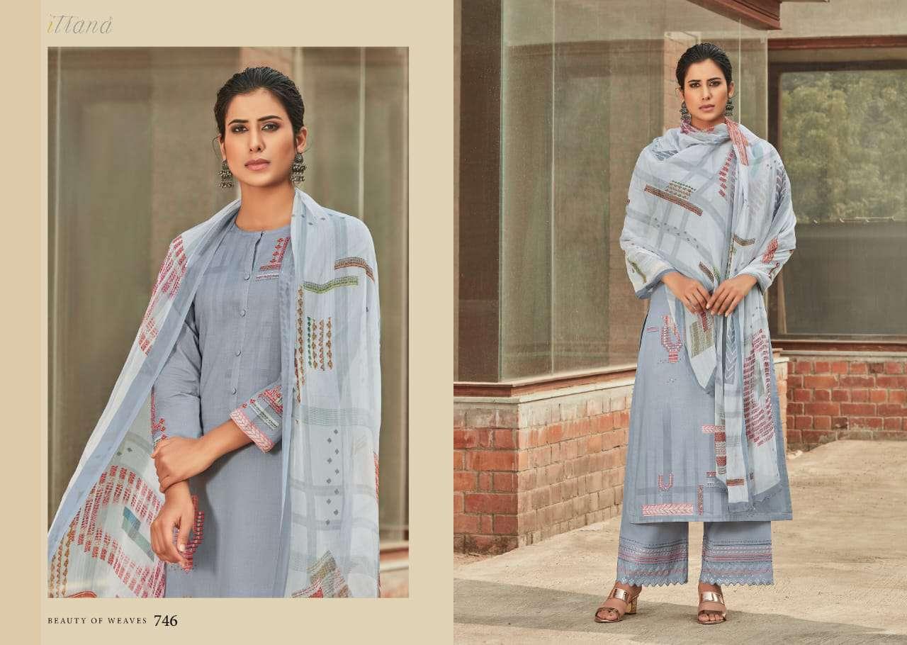 Sahiba Itrana Beauty of Weaves Salwar Suit Wholesale Catalog 10 Pcs 11 - Sahiba Itrana Beauty of Weaves Salwar Suit Wholesale Catalog 10 Pcs