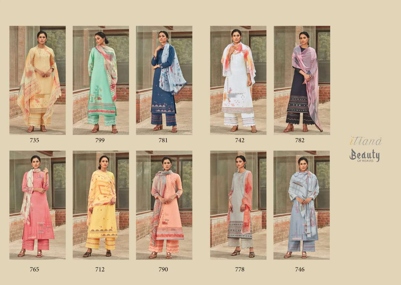 Sahiba Itrana Beauty of Weaves Salwar Suit Wholesale Catalog 10 Pcs 13 - Sahiba Itrana Beauty of Weaves Salwar Suit Wholesale Catalog 10 Pcs