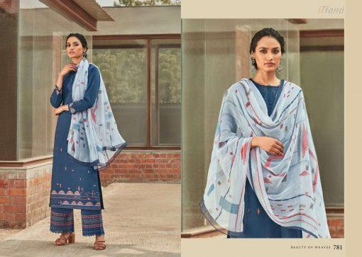 Sahiba Itrana Beauty of Weaves Salwar Suit Wholesale Catalog 10 Pcs 4 510x363 - Sahiba Itrana Beauty of Weaves Salwar Suit Wholesale Catalog 10 Pcs