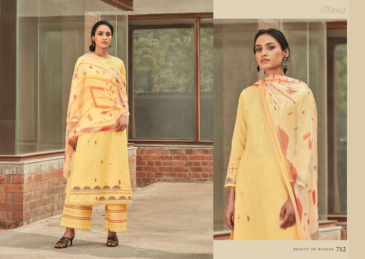 Sahiba Itrana Beauty of Weaves Salwar Suit Wholesale Catalog 10 Pcs 5 - Sahiba Itrana Beauty of Weaves Salwar Suit Wholesale Catalog 10 Pcs