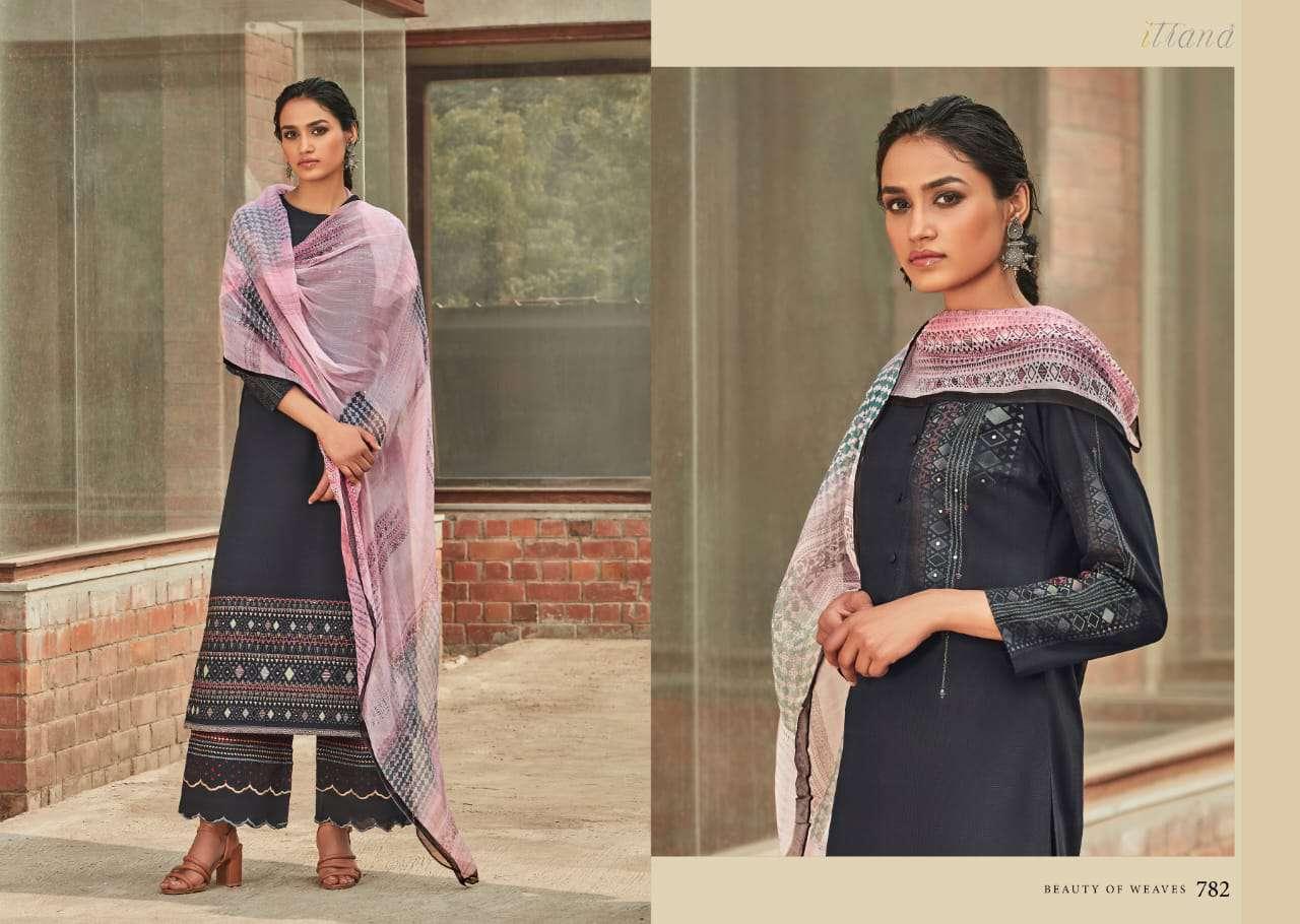 Sahiba Itrana Beauty of Weaves Salwar Suit Wholesale Catalog 10 Pcs 6 - Sahiba Itrana Beauty of Weaves Salwar Suit Wholesale Catalog 10 Pcs