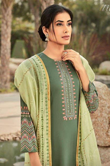 Sahiba Itrana Euphoria Salwar Suit Wholesale Catalog 10 Pcs