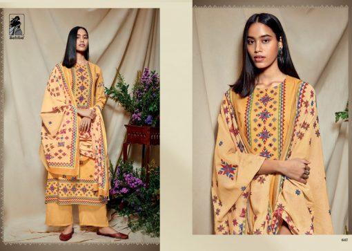 Sahiba Phulkari Salwar Suit Wholesale Catalog 10 Pcs 10 510x363 - Sahiba Phulkari Salwar Suit Wholesale Catalog 10 Pcs
